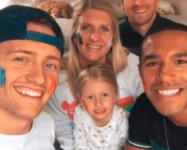 Pregnant Rebecca Adlington says she 'loved' lockdown with her ex Harry Needs 9