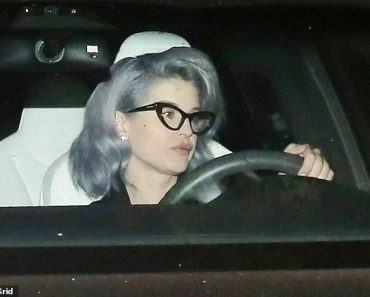 Kelly Osbourne, 35, heads out on the town in LA again with TikTok star Griffin Johnson, 21 10