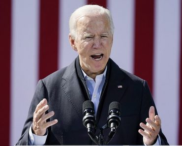PIERS MORGAN: Joe Biden has questions to answer about how much he knew about Hunter's dodgy deals 5