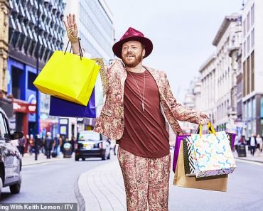 Shopping With Keith Lemon is BACK! Funnyman set to host second series with guest Gemma Collins 6