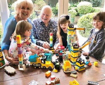 Patti Newton shares a heartfelt message to other grandparents struggling amid the COVID-19 pandemic 9