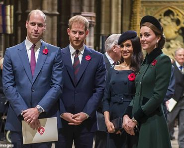 Prince Harry and Prince William have 'five months to heal rift', royal expert Robert Lacey claims 4