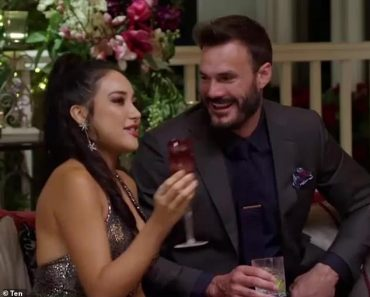 The Bachelor's Locky Gilbert heaps praise on Juliette Herrera  3