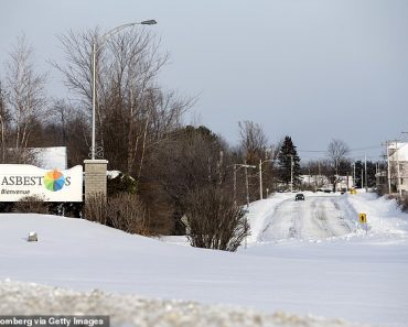 Canadian town of Asbestos changes its name to Val-des-Sources 7