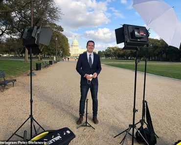 Peter Stefanovic says he is happy to be in the US 2