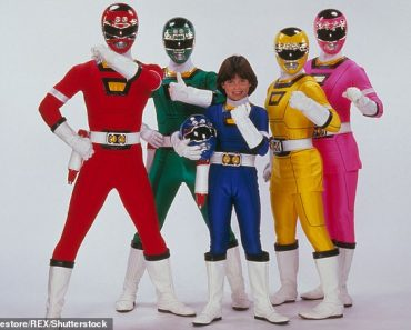Power Rangers return with new film and TV projects in the works from Entertainment One 6