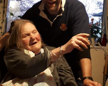 Son vows to take his lonely mother, 77, out of care home after Covid restrictions 1
