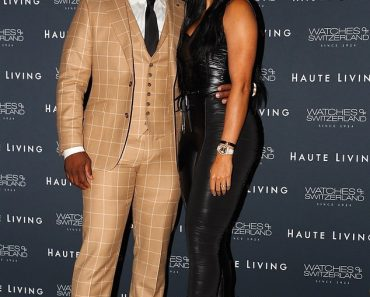 50 Cent with his girlfriend Jamira 'Cuban Link' Haines at NYC event 3