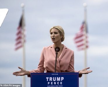 Ivanka Trump jokes about her father's use of Twitter and predicts election victory in Florida 1