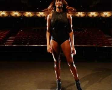 Oti Mabuse releases new powerful trailer for her first solo dance tour I Am Here 4