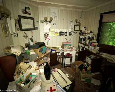 Former home of 90s crime author Harriet Hicks in Cornwall is found abandoned 5