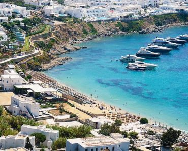 Coronavirus UK: Denmark and Mykonos on quarantine-free travel list 2