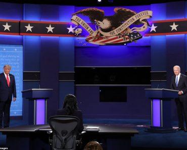 Second presidential debate kicks off between Donald Trump and Joe Biden in Nashville 4