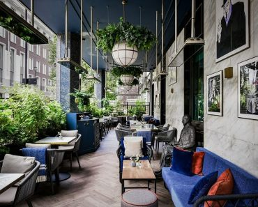 Covid-secure eating and drinking: The top restaurants and bars with heated terraces and blankets 5