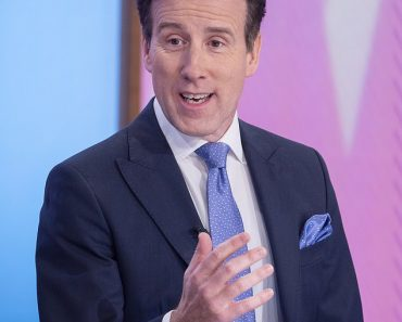 Strictly's Anton du Beke reveals his father physically abused him 8