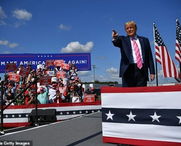 Donald Trump mocks Joe Biden's drive-in events as 'tiny' compared to his rallies 5