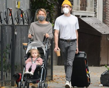 Hilary Duff is spotted with Matthew Koma and her daughter after announcing her pregnancy 1