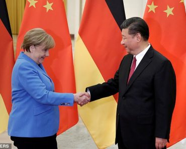 China is close to 'world domination' and Europe must wake up to the danger, German spy chief says 7