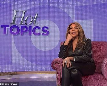 Wendy Williams addresses viewers concerns over her recent worrying behavior on daytime talk show 4