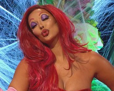 Celebrity Juice Halloween Special EXCLUSIVE: Maya Jama and Laura Whitmore dress up in sexy costumes 8