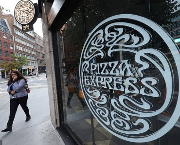 Pizza Express will axe 1,300 jobs after increased Covid curbs hit profits even further 3
